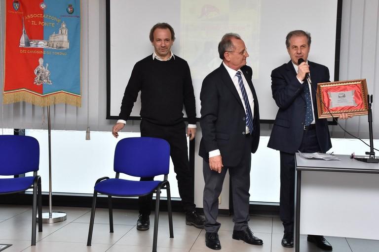 Forino, Valente, Di Biase Torino 2019