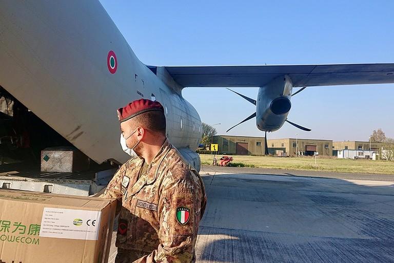 Esercito Italiano Folgore Paracadutisti