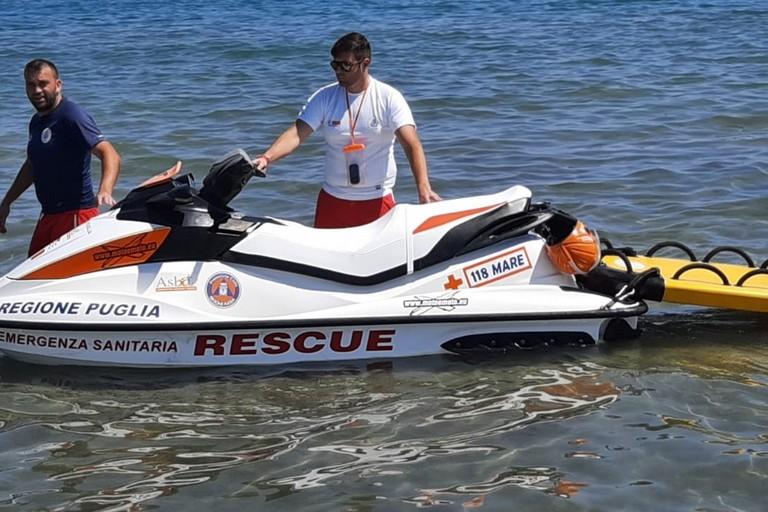 Idromoto Moto d'acqua