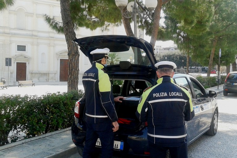 Polizia Locale Canosa