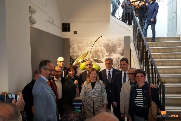 MUSEO ARCHEOLOGICO NAZIONALE CANOSA DI PUGLIA - AUTORITA'