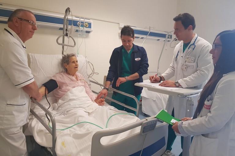Canosa Primo ricovero in Riabilitazione Cardiologica