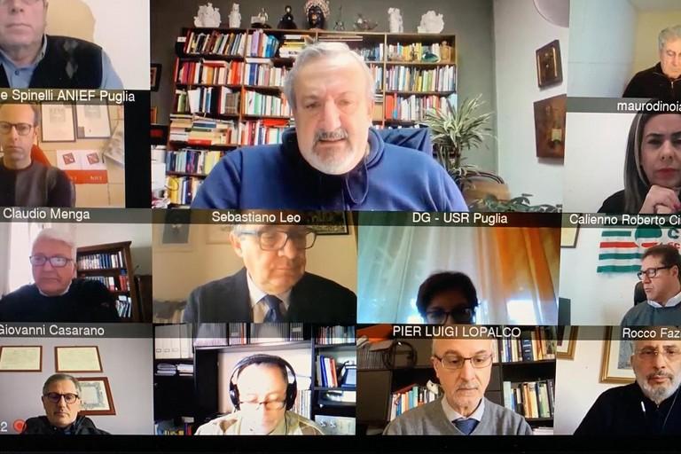 Videoconferenza scuola 2021