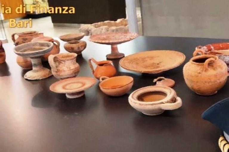 GdiF Reperti archeologici