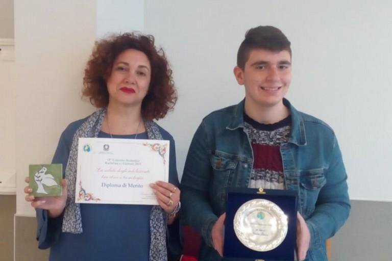 Giulia Giorgio e Nunzio Lenoci