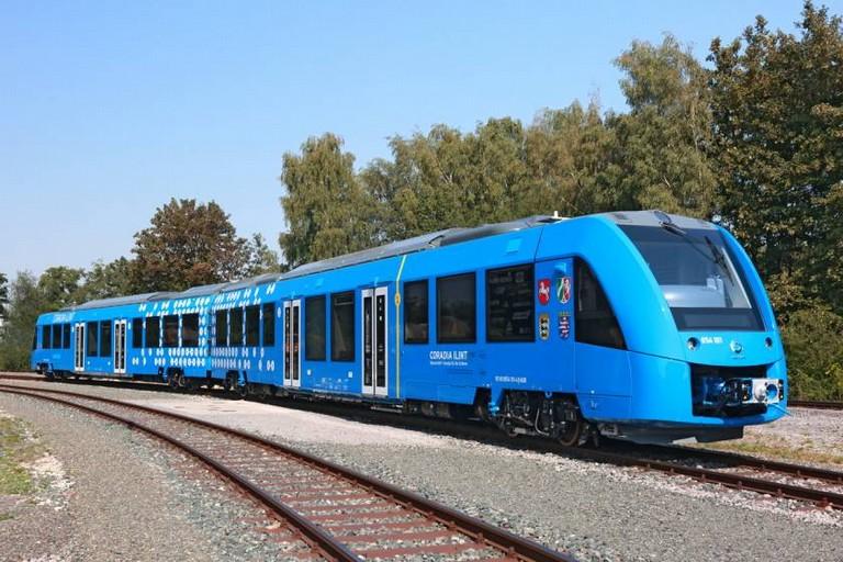 Treno Idrogeno- Sostenibilità nei trasporti