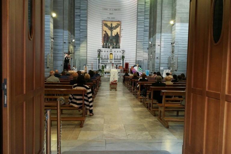 Chiesa SS Francesco e Biagio Canosa di Puglia 2020