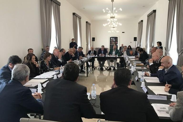 2019 Conferenza Caporalato
