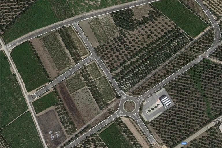 Canosa, Zona Industriale D2