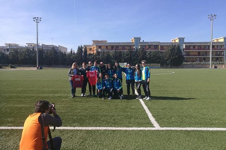 Pink Futsal Canosa ospite della Pink Bari