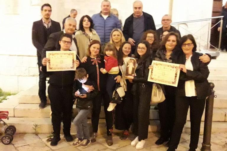 La scuola G. Marconi premiata all'VIII  Riconoscimento Giovanni Paolo II