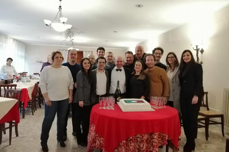 2019 Patruno al  Convegno giudici FCI  Puglia