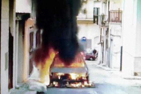 Incendio Via Cadore