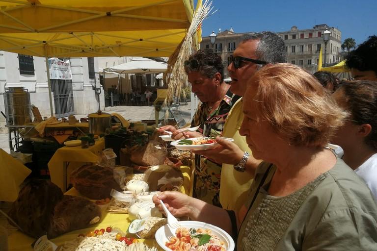 Pasta Day- Bari - Coldiretti Puglia