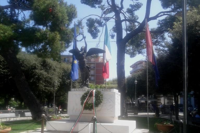 Monumento ai Caduti 25 Aprile 2019