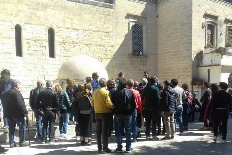 Turisti 25 Aprile 2018 Canosa
