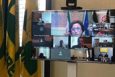 Coldiretti videoconferenza