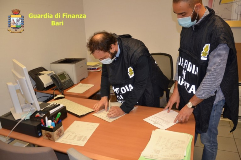 Guardia di Finanza Sequestri