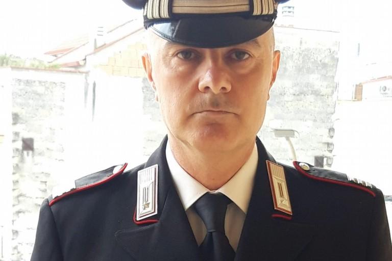 Maresciallo  Della Volpe Vincenzo Carabinieri