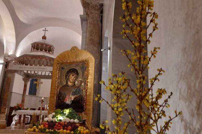 Canosa  Madonna della Fonte