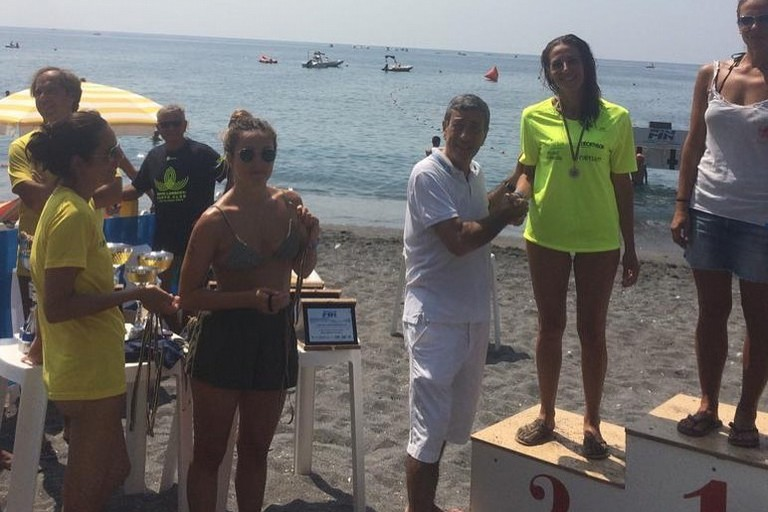 Manuela Mennitti Argento   Maratea 2019