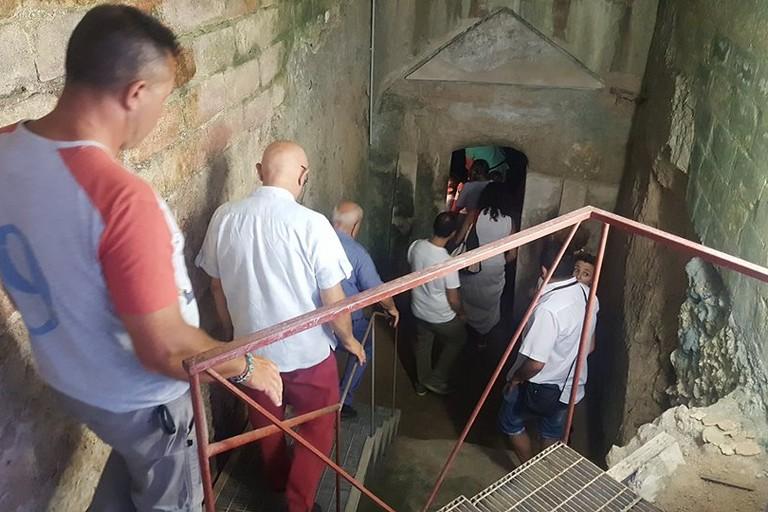 Notti Archeologia  Turisti a Canosa