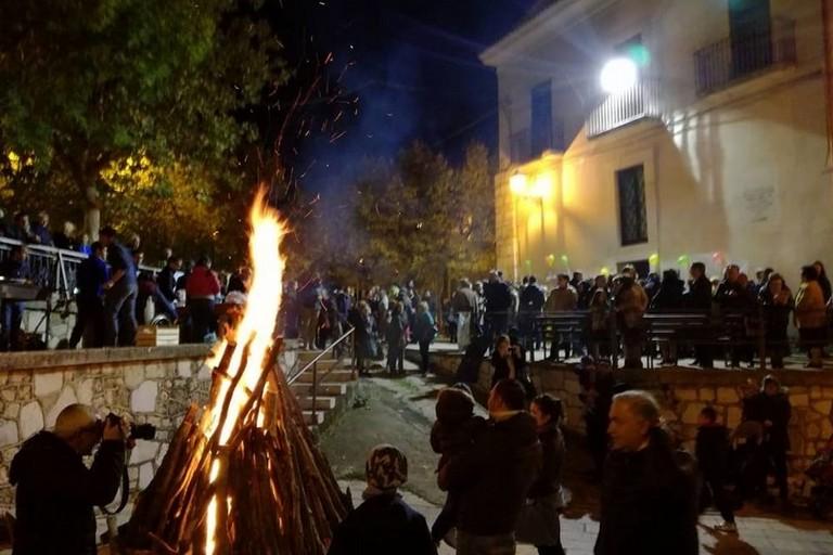 San Marco in Lamis Joje je gnenzante Ognissanti festa dei morti