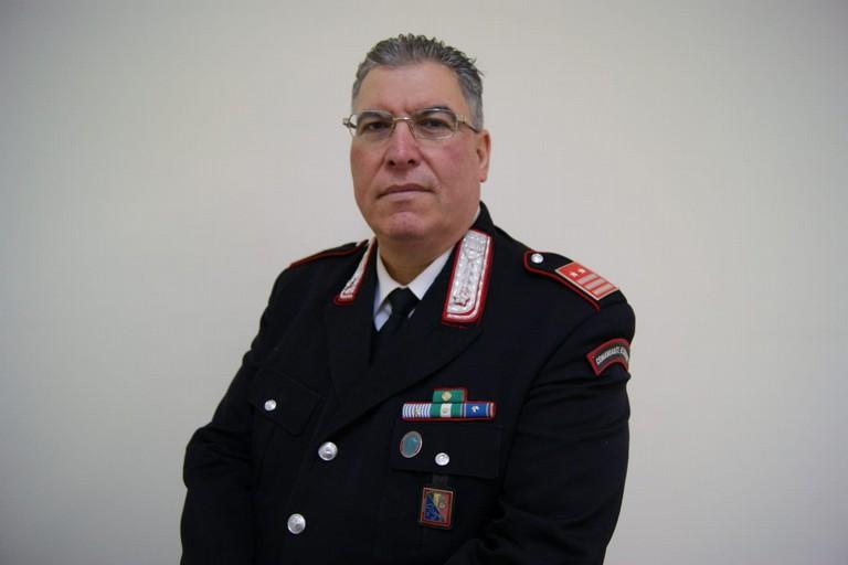 Savino Silecchia, Comandante Carabinieri Canosa