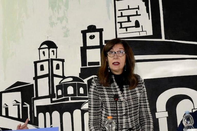 Dirigente Nunzia Silvestri