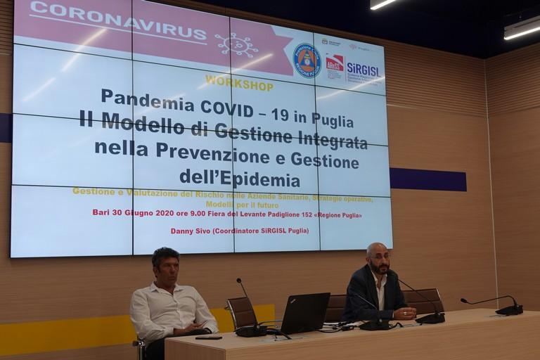 Pandemia Covid-19 Puglia Bari