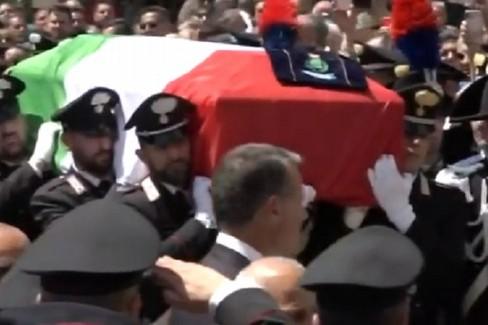 2019 Funerali V.B. CC Mario Cerciello Rega