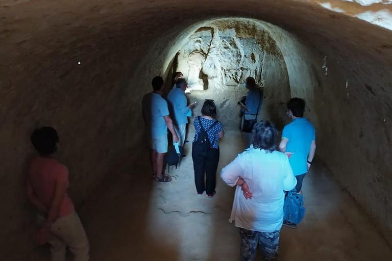 Turisti Visite guidate a Canosa