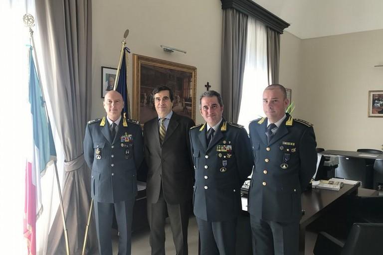 Generale Augelli, Sensi, Altiero, Vinci