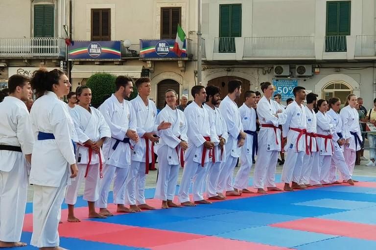 Karate in piazza - XIII Edizione delle Canosiadi