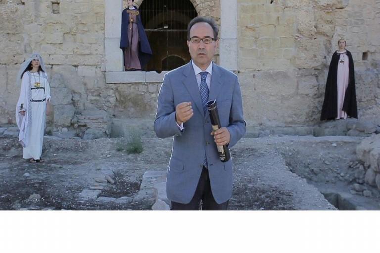 Giuliano Volpe a Canosa