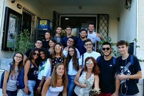 Studenti Einaudi Malta