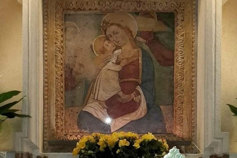 Madonna del Sabato Minervino Murge