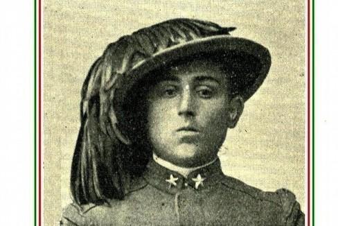 Minerva Domenico Bersagliere
