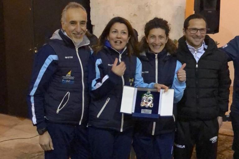 25^ Staffetta di Carnevale Atletica Pro Canosa Staffetta Mista