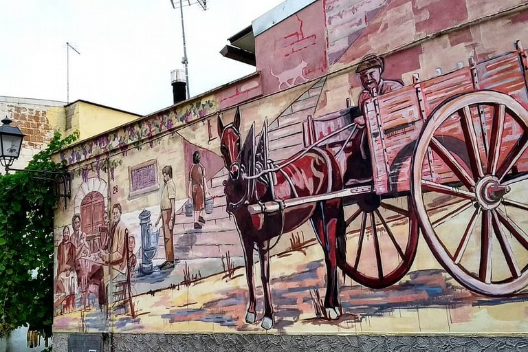 Street Art: Piskv  Francesco Persichella