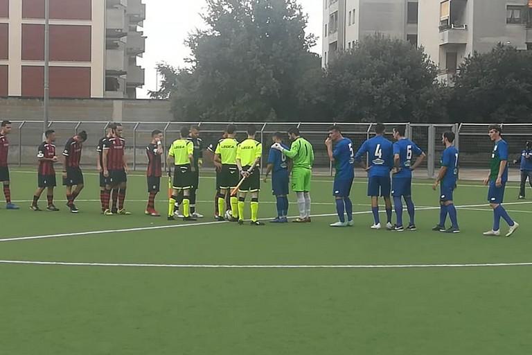 Real Siti -Canosa 1-0