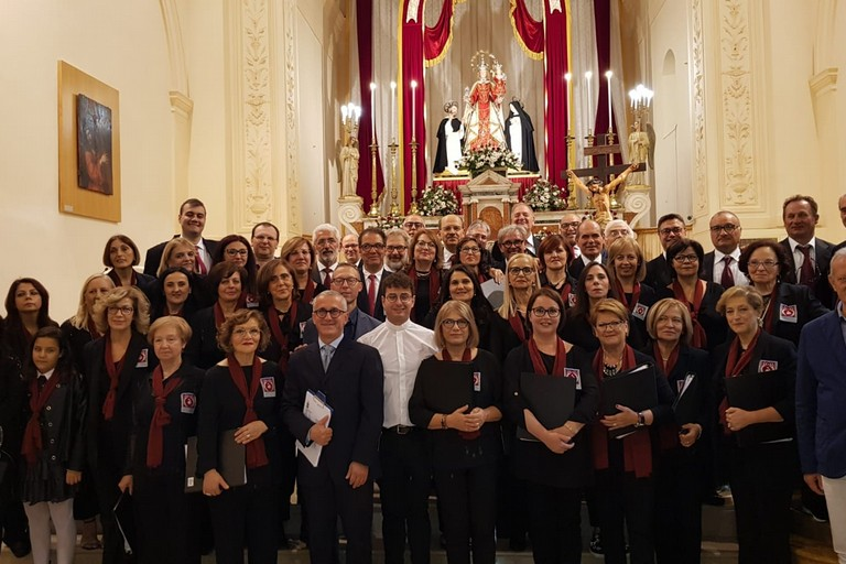 """Coro Polifonico """"don Attilio Paulicelli"""" di Canosa di Puglia"""