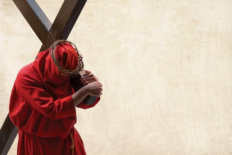 Cristo Rosso Cerignola