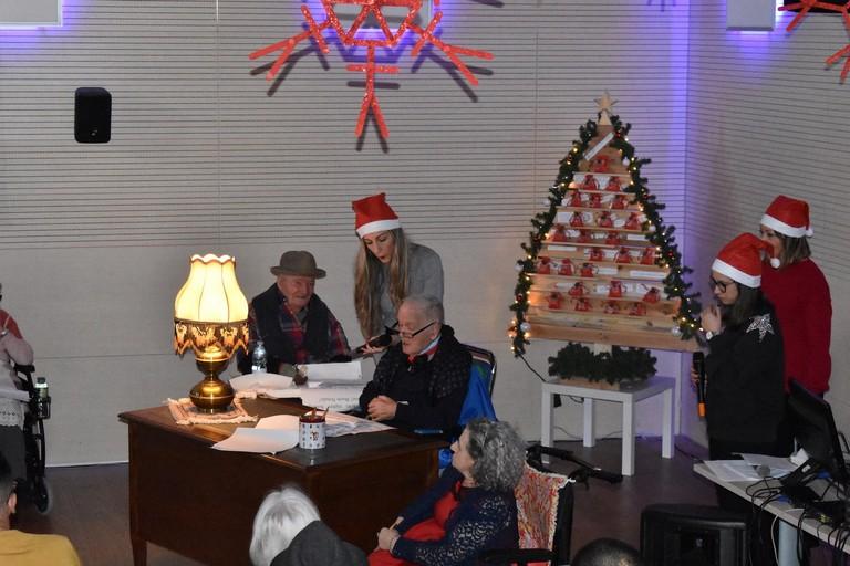 "A Christmas Carol  -  R.S. S. A. ""San Giuseppe"" Canosa di Puglia"