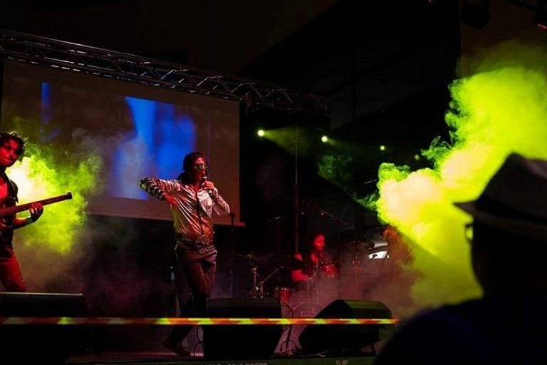 Off The Wall, tribute band Michael Jackson