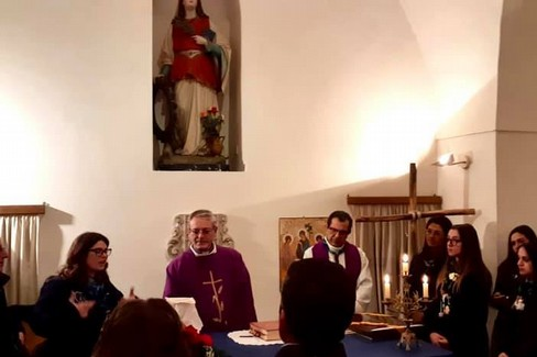 Scout Mons. Lello Iacobone, don Michele Malcangio