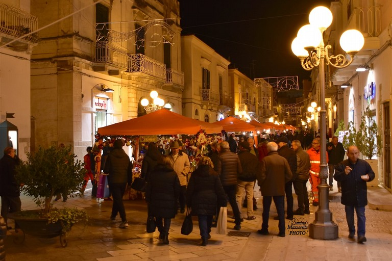 Mercatini di Natale Canosa di Puglia 2019