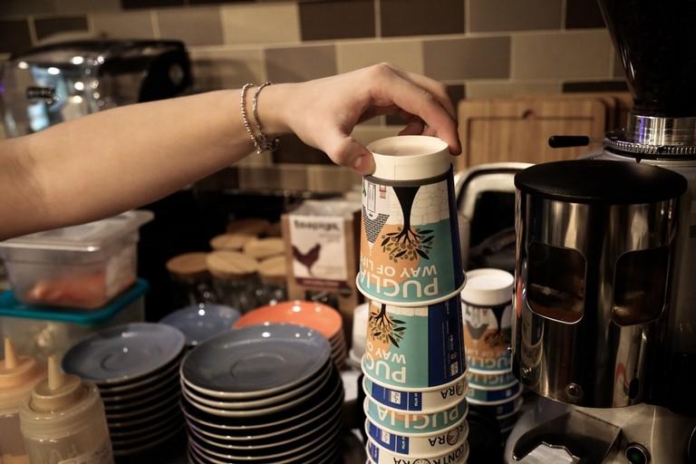 Controra- tazza di caffè