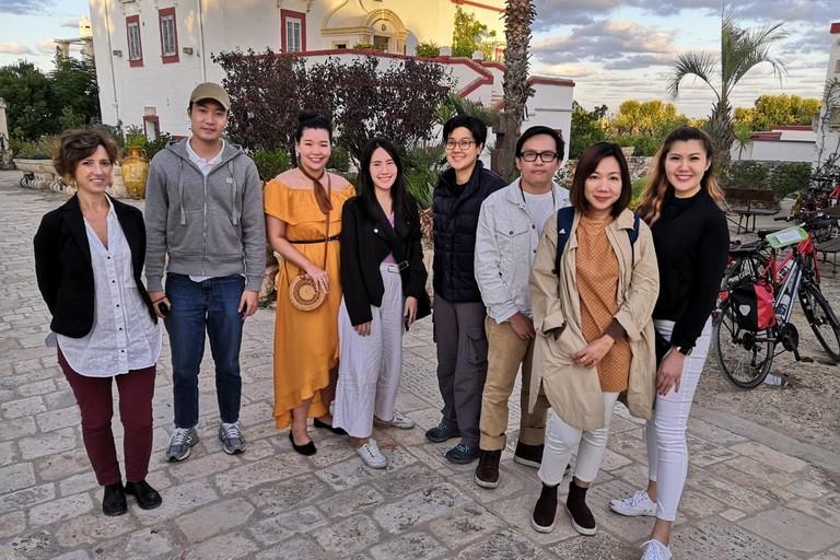 Enit Bankok in visita in Puglia Turisti