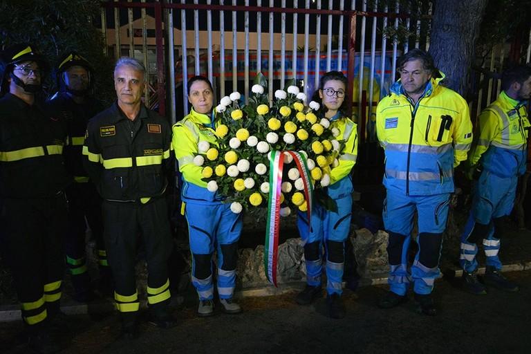 Misericordie di Puglia Vigili del Fuoco Barletta